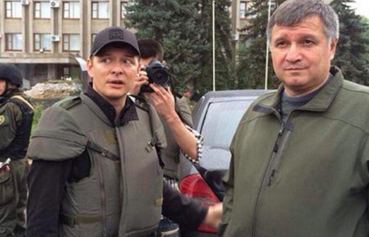 """Як Аваков нарвався на дружбу Ляшка або Чи варто звільняти Кіхтенка за """"зв"""