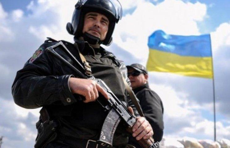 Воїни АТО привітали українців з Великоднем (ВІДЕО)