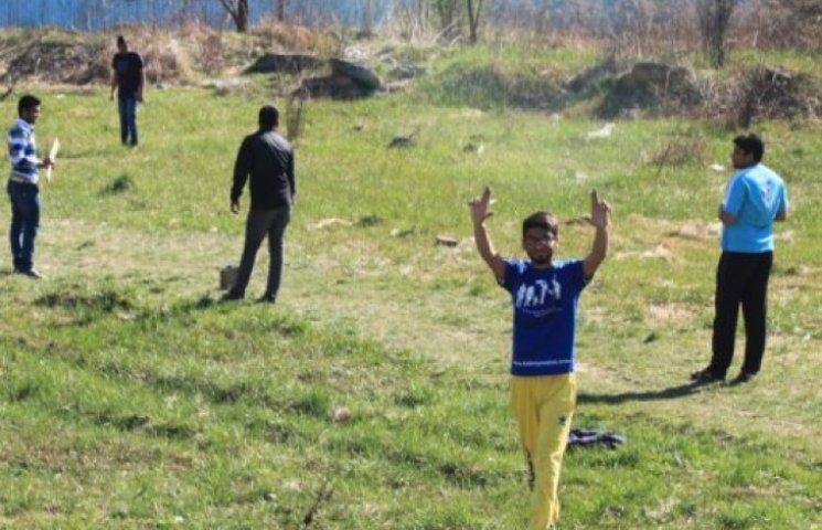Закарпатські індуси грають в англійський крикет (ВІДЕО)