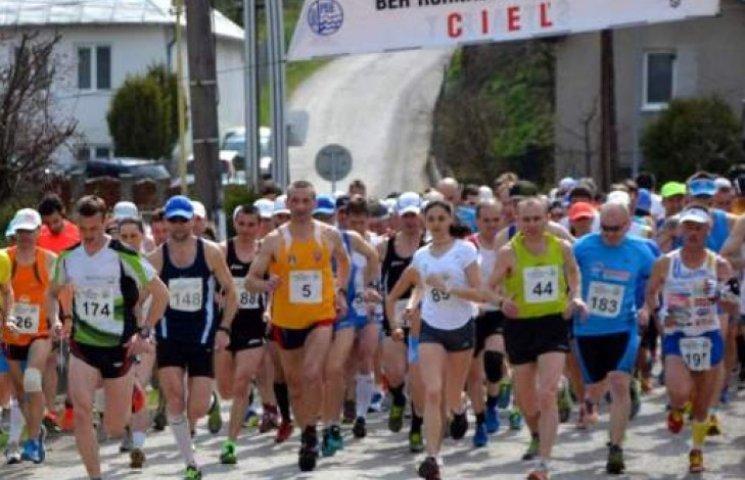 Закарпатські бігуни були серед кращих у Словаччині (ФОТОФАКТ)