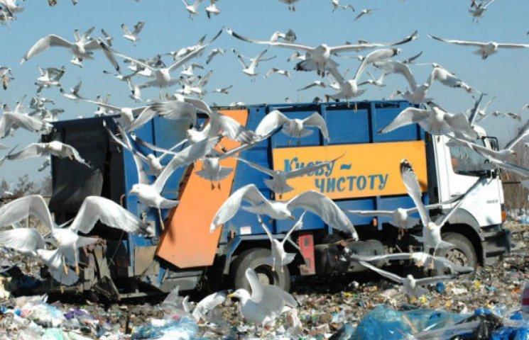 """Кому вигідний """"сміттєвий колапс"""" у Києві"""