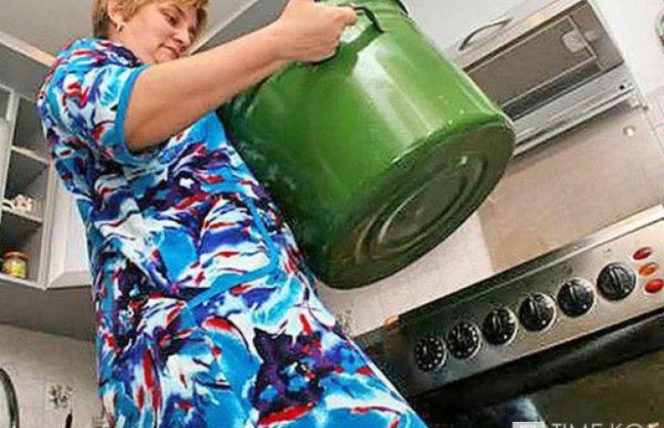 """Кияни починають операцію """"Бойлер"""": стартують відключення гарячої води"""