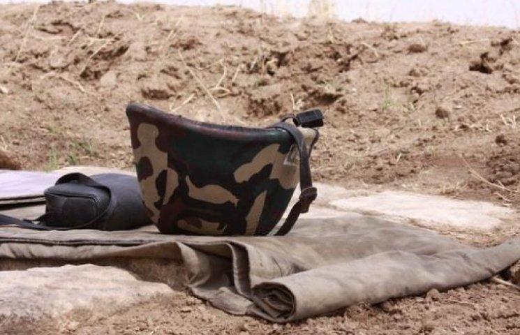У зоні АТО загинув 23-річний хлопець з Мелітополя