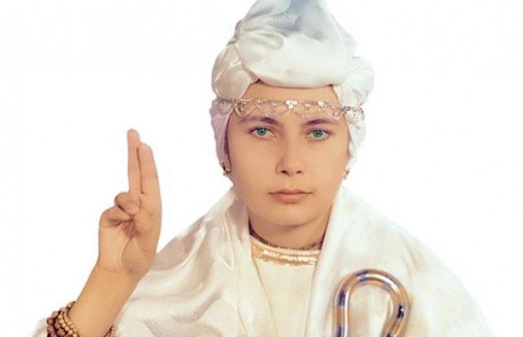 """Марія Дєві Христос пропіарила """"Новоросію"""" та склала вірші про """"хунту"""" (ВІДЕО)"""