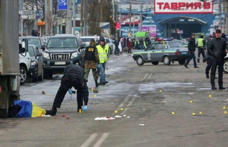 СБУ встановила причетність екс-беркутівців до терактів у Харкові