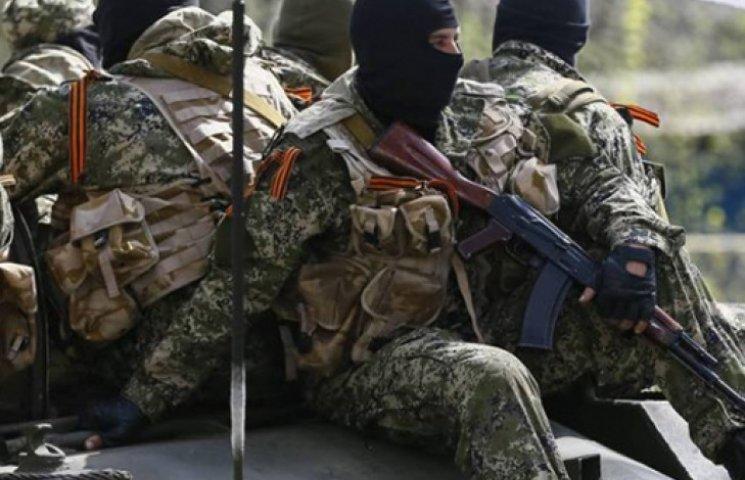 Розвідка АТО підтверджує: Терористи посилено готуються до наступу