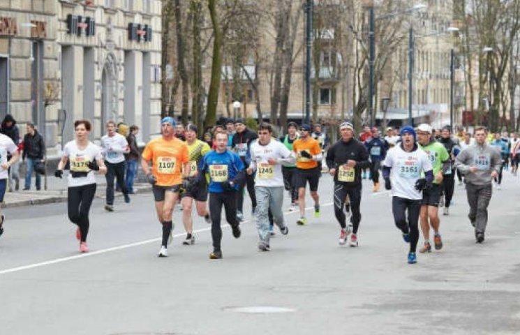 У Харкові організатори марафону втратили результати частини забігів