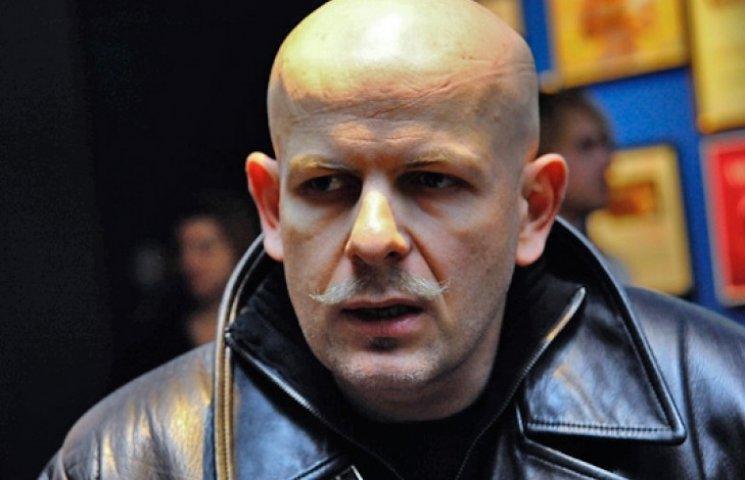 У Києві розстріляли журналіста Олеся Бузину (ФОТО)