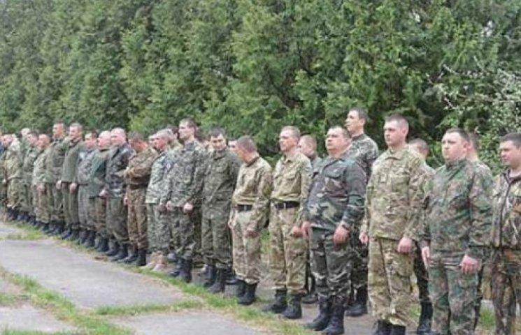 Закарпатські міліціонери повернулись із зони АТО в повному складі (ФОТОФАКТ)