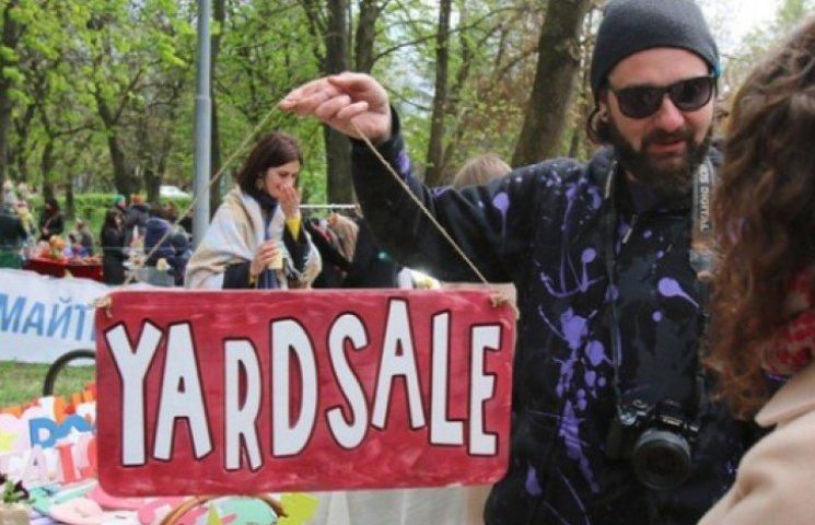 Авторське мило і ювелірку представили на ужгородському YardSale (ФОТОФАКТ)