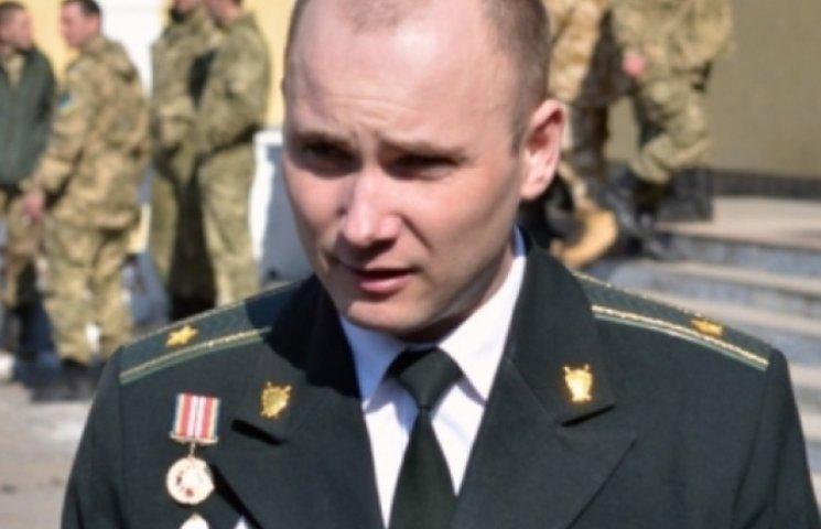 Ужгородського військкома  відправляють в АТО (ДОКУМЕНТ)