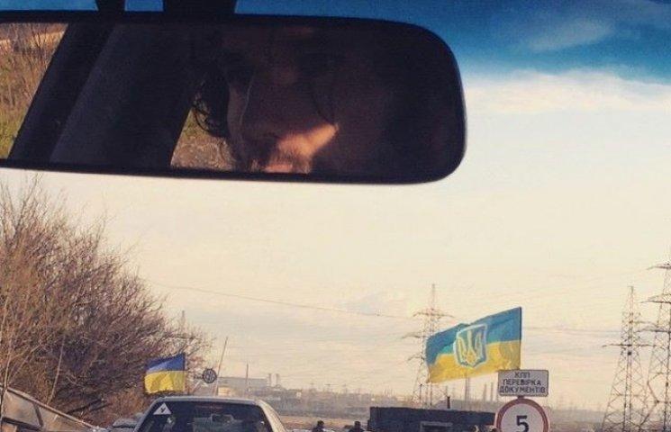 Режисер з Литви приїхав до Маріуполя знімати кіно про війну (ФОТО)