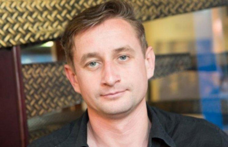 Сергій Жадан напише книгу про війну на Донбасі