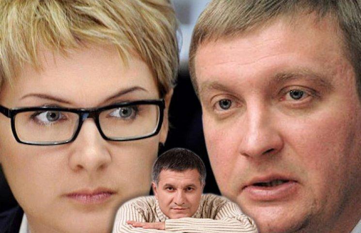 """Навіщо Петренко нацькував """"орлів Авакова"""" на свою Козаченко"""