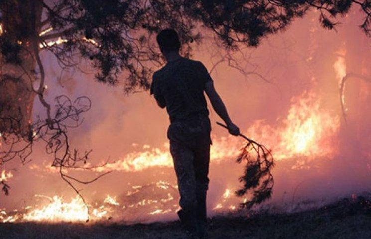 У Мелітополі під час пожежі постраждав молодий чоловік