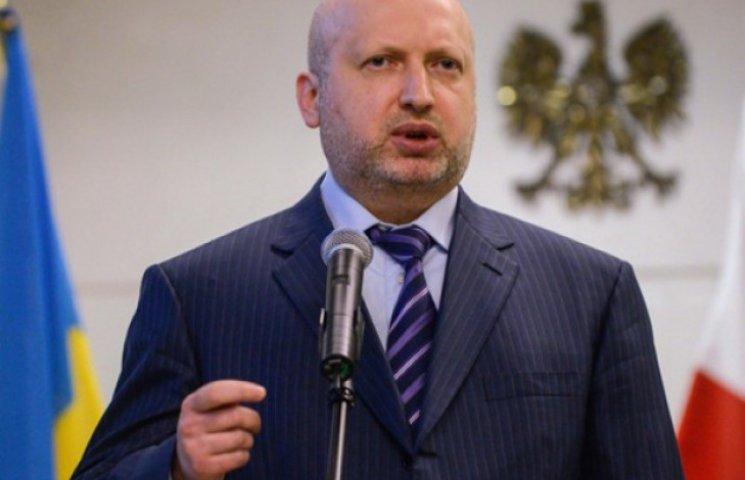 Турчинов: Ми не дозволимо використовувати шахтарів для викачування бюджетних грошей олігархам