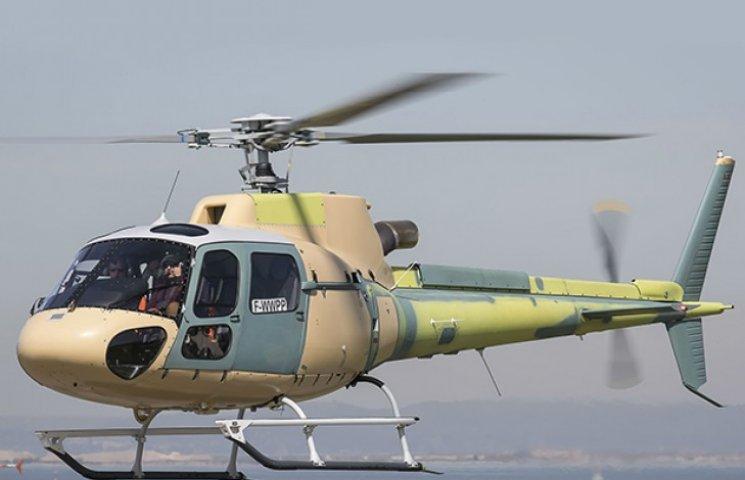 Франція постачатиме Україні вертольоти та засоби радіозв