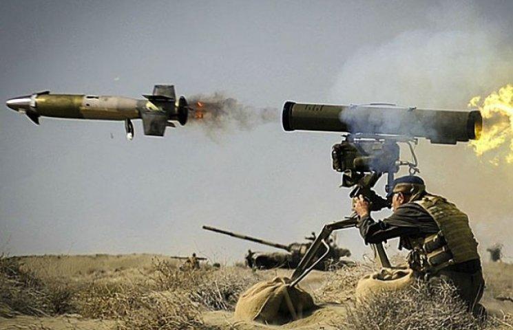 Якою новою зброєю воюють росіяни на Донбасі (ФОТО)