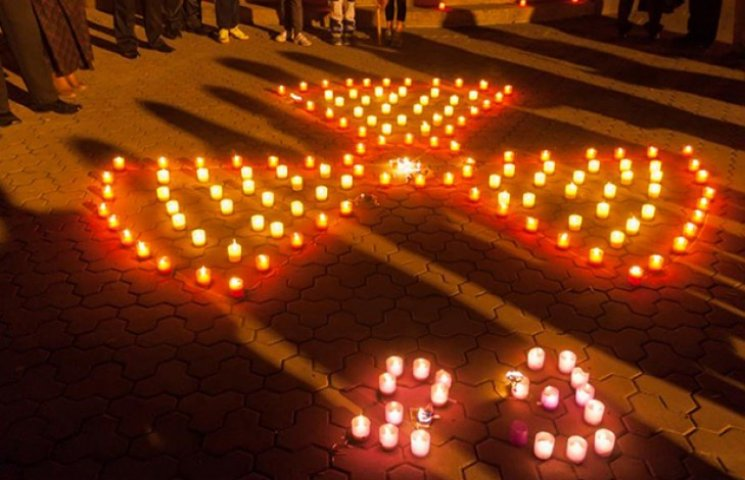У Львові вшанували пам'ять жертв Чорнобиля