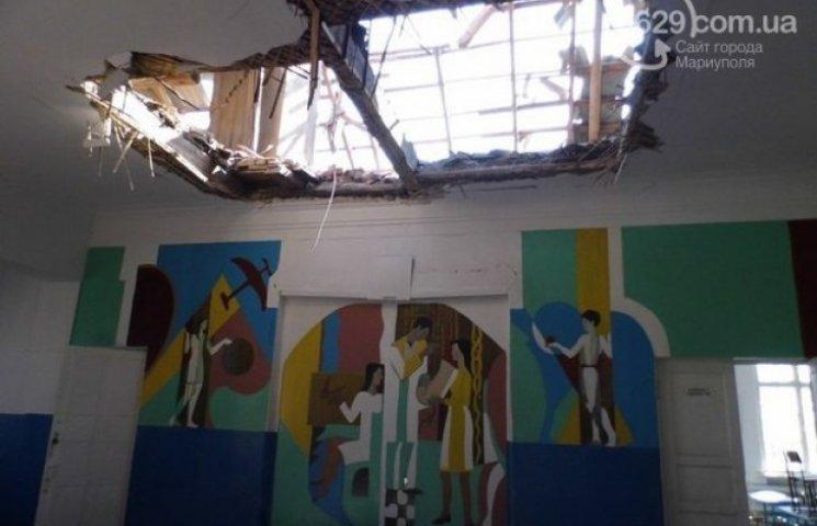 Село під Маріуполем після обстрілів перетворилося на руїни (ФОТО)