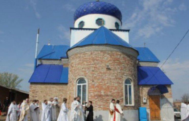 На Сумщині побудували та освятили новий храм