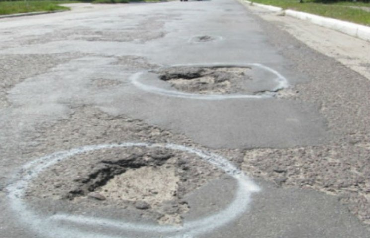 На дороги Сумщини із держбюджету виділили нуль гривень