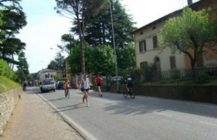 Сумчанин обігнав сімсот бігунів на першості в Італії