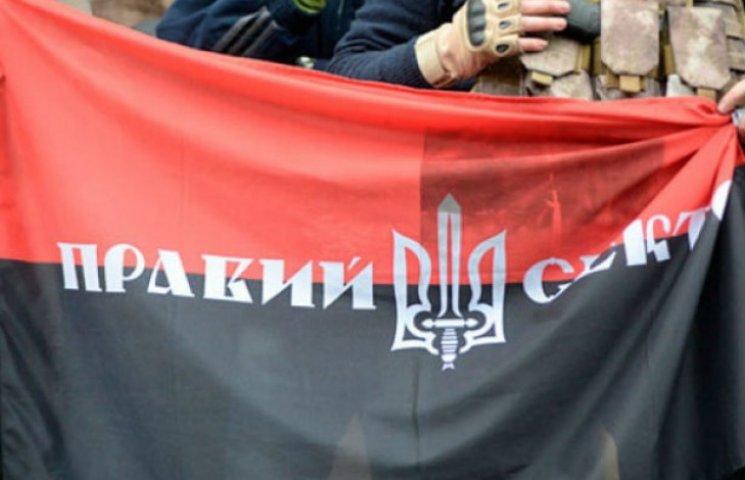 На кого працюють бійці Яроша у Києві? (ФОТОФАКТ)