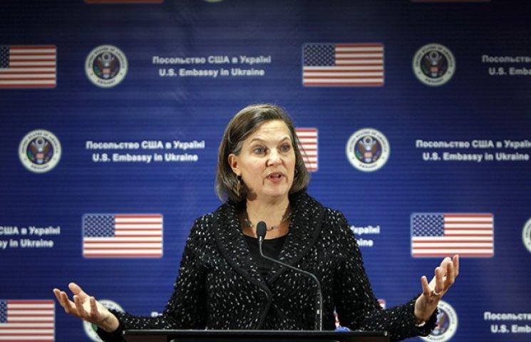 """Нуланд: США готові приєднатися до """"нормандського формату"""" переговорів по Україні"""