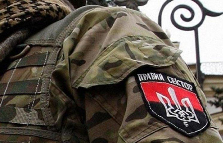 """На травневі свята спокій дніпропетровців буде охороняти """"Правий сектор"""""""