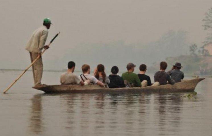 За кордон - на каное: На Закарпатті створять водний митний пункт