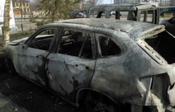 СБУ відхиляє причетність терористів ДНР до підпалів машин у Сумах