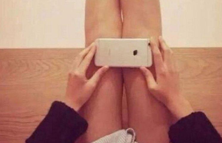 Новий флешмоб по вимірюванню товщини колін підірвав інтернет