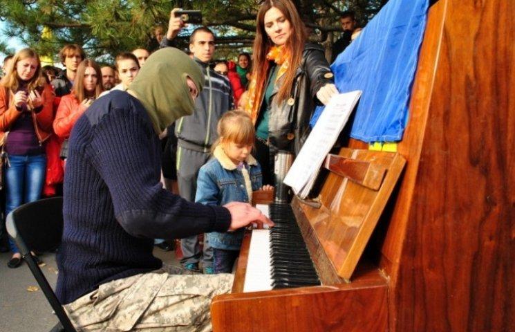 У Миколаєві виступить символ Майдану піаніст-екстреміст