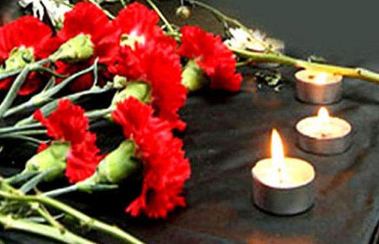 В Бердянську попрощалися із загиблим солдатом 95 аеромобільної бригади