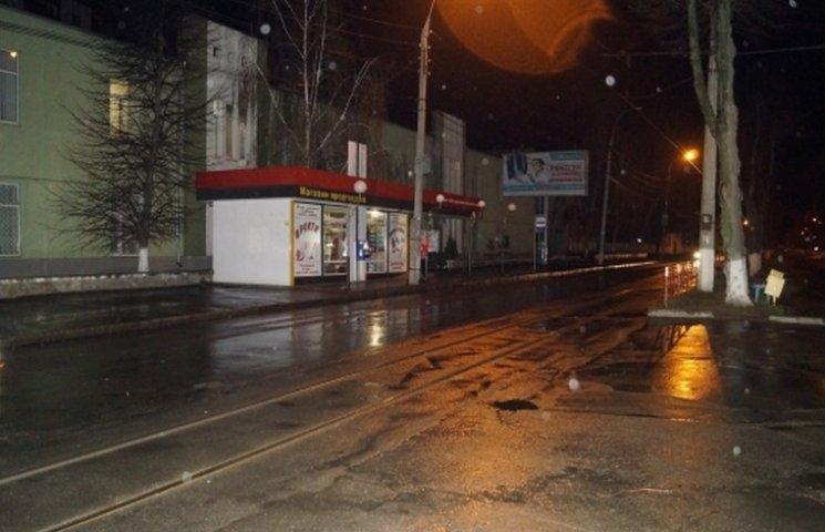 Вінничанин вчинив самосуд над водієм, який збив візок з дитиною