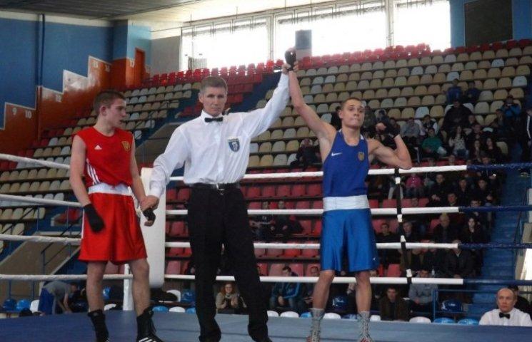У Миколаєві завершився Всеукраїнський турнір з боксу