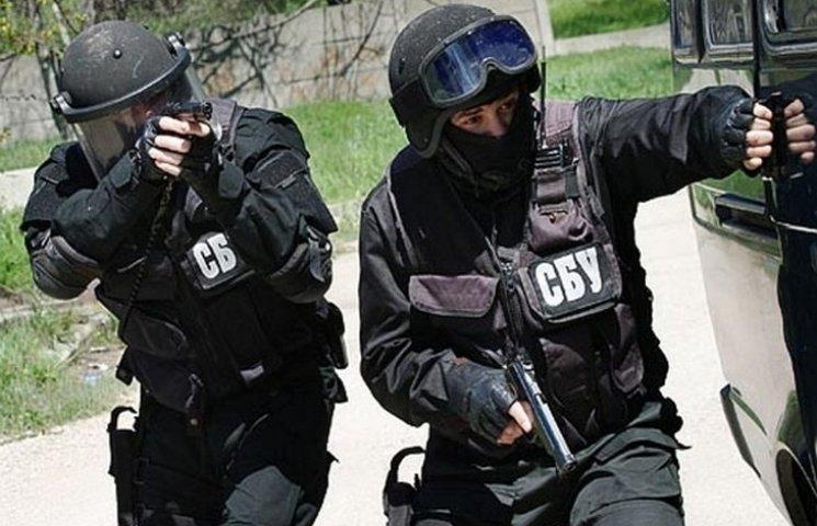 Винницкие СБУшники задержали офицера-диверсанта