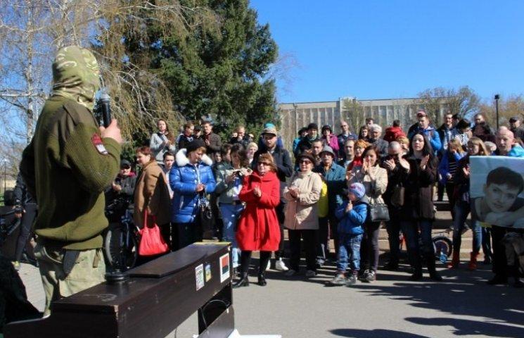 Миколаївці хочуть заборонити масові заходи до завершення АТО