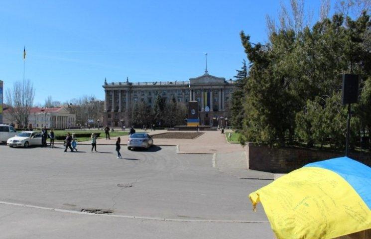 Миколаївці влаштують пікет під міськрадою, щоб розірвати угоди з Росією