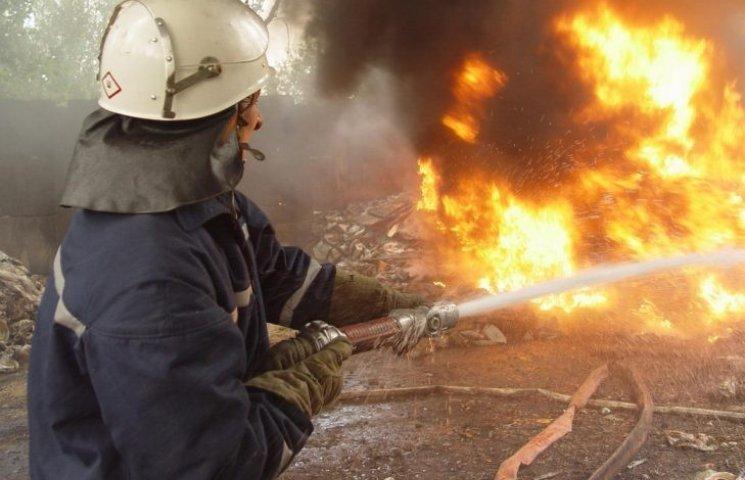 На Миколаївщині в результаті пожежі загинув молодий чоловік