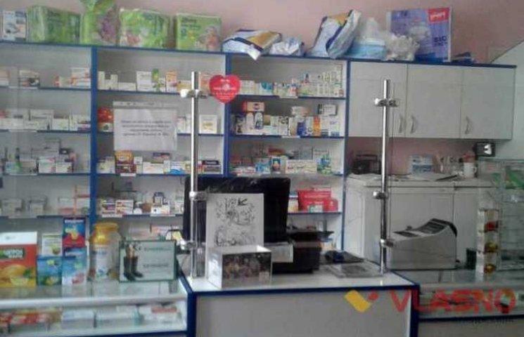 Вінницькі аптеки не доплачують в бюджет за оренду
