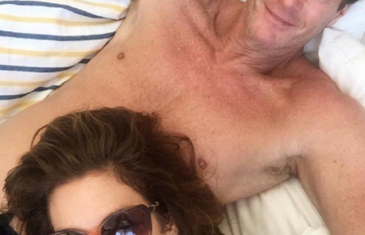 Синди Кроуфорд с дочерью в бикини стали звездами Панамы