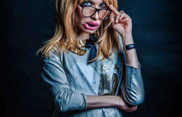 Монро показала, як виглядають жінки зі збільшеними губами