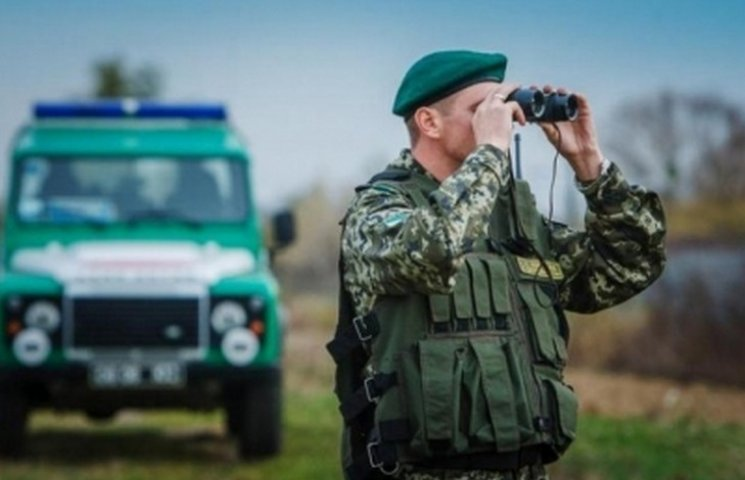 Півсотні нелегалів затримали на кордоні з Молдовою