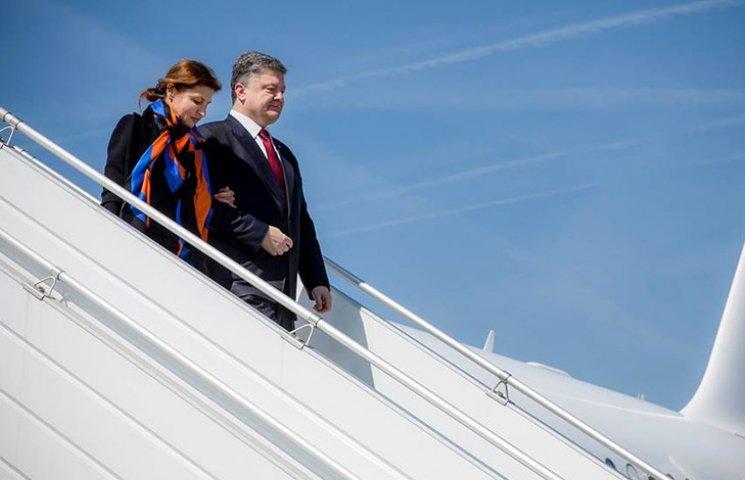 Порошенко зробив неабиякий гак, щоб не летіти до Японії через Росію (КАРТА)