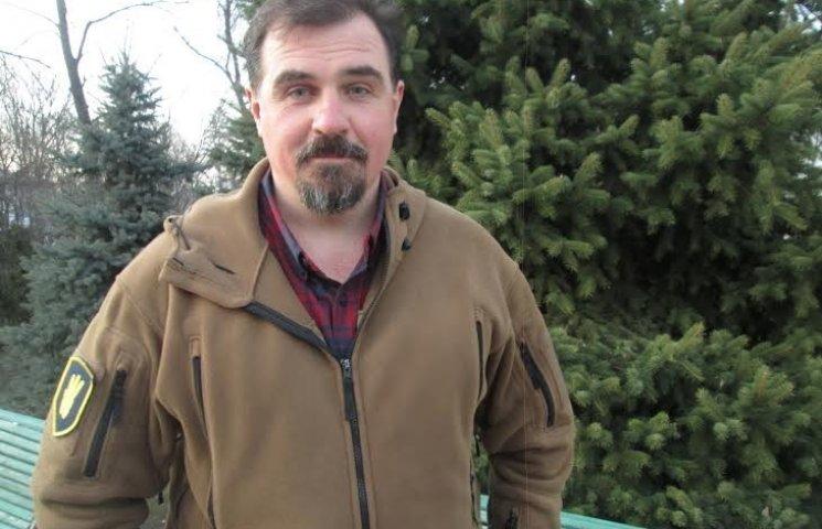 "Невдовзі Савченко повернеться на українську землю, – полтавський ""айдарівець"""