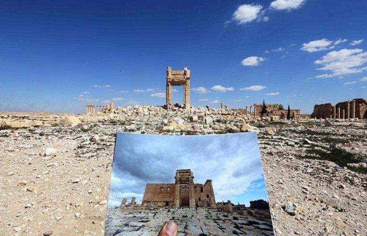 До и после ИГИЛ: душераздирающие фото разрушения исторических памятников