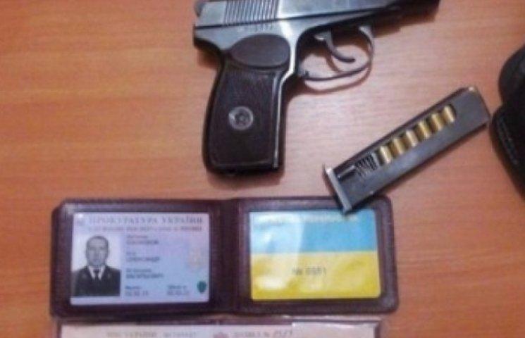 Заступника прокурора Одеської області, який влаштував п