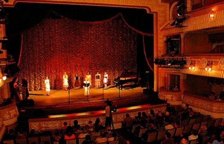 Вінницький театр їде на гастролі в зону АТО